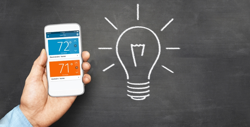 Learn About Your Sensi Thermostat App